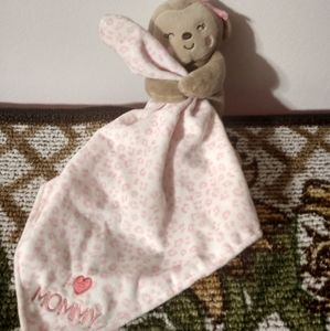 Baby Blanket with Teddy Bear 🐻